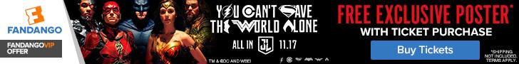 Justice League GWP