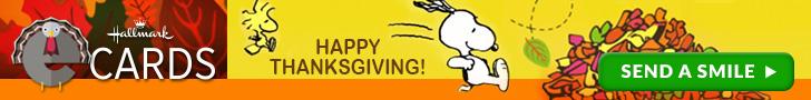 Thanksgiving 728x90
