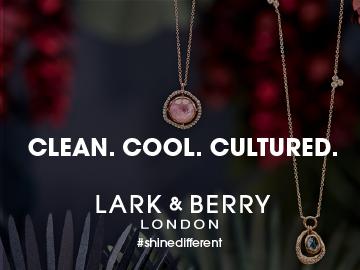Lark & Berry Cultured Diamonds