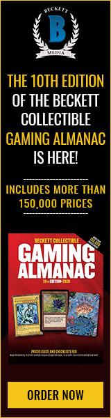 Collectible Gaming Almanac #10
