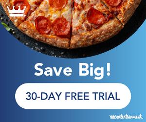 2019 Entertainment Coupon Book