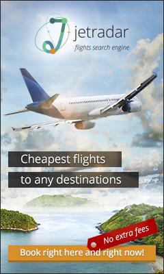 Jetradar- Cheap flights from dozens of travel sites
