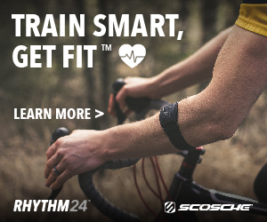 NEW Rhythm24 armband heart rate monitor - Scosche.com
