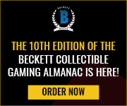 Collectible Gaming Almanac #10