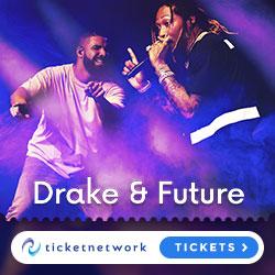 Drake & Future Tickets