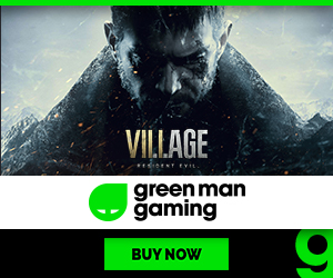 Pre-Purchase Resident Evil Village for PC at Green Man Gaming