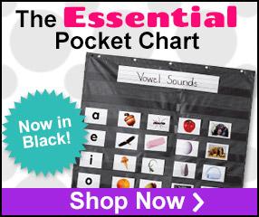 Carson-Dellosa Pocket Chart