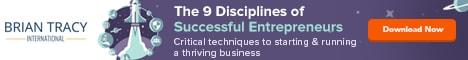 468x60 The 9 Disciplines of Successful Entrepreneurs