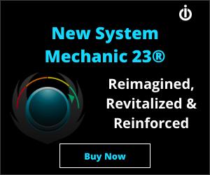 System Mechanic Réparez et accélérez votre PC automatiquement