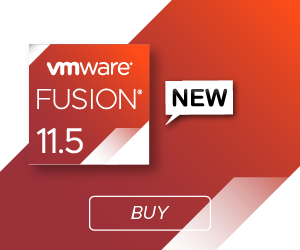 WMware Fusion 11