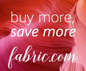 Fabric.com Promo Code - Buy More, Save More