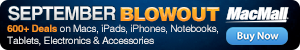 Big Game Blowout - upto $649 off on Apple, Samsung, Philips & Panasonic - MacMall.com
