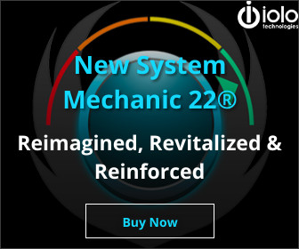 System Mechanic®. Fix & Speed Up Your PC Automatically™.