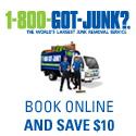 Junk pickup service