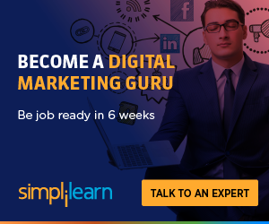 300x250 Digital Marketing Certified Associate - Be Job Ready