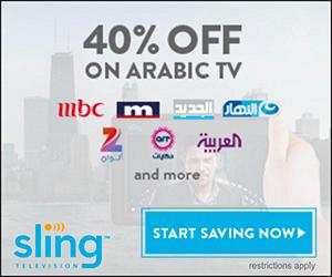 Get Sling Arabic TV