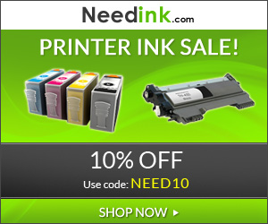 Use the code NEED10 and get 10% Off sitewide at NEEDiNK.com