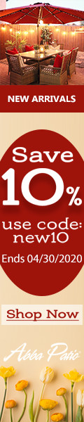 New Arrivals! Use Code new10 to Get 10% Off for Selected Products! Ends 04/30/2020.