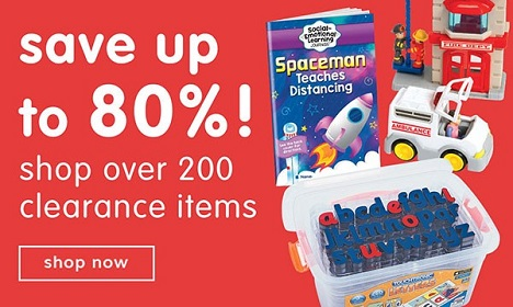 Save Up To 80% On Clearance Products! Get Free Shipping On Orders $33 Or More Using Code: BTS2133 At
