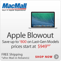 Apple Blowout: Huge Discounts on Last Gen Models