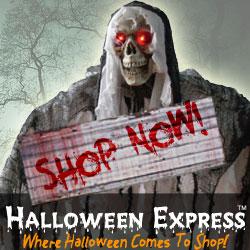 Spooky Savings at Halloween Express