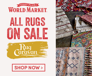 All World Market Rugs On Sale! Save up to 50% off all rugs, including unique wool rugs and natural f
