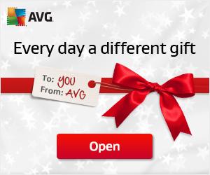 AVG Advent calendar: daily offers