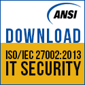 ISO/IEC 27002 IT Security