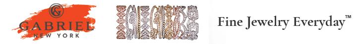 Website Banner: Fine Jewelry Banner, Stackables, 728 x 90