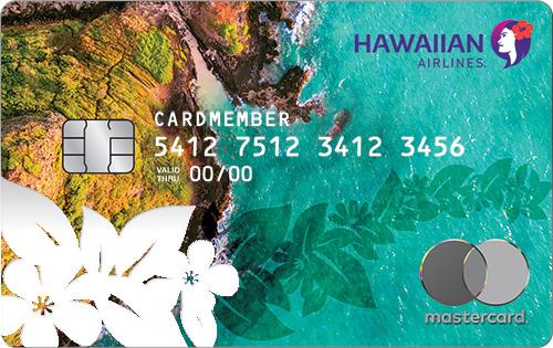 Hawaiian Airlines® World Elite Mastercard®