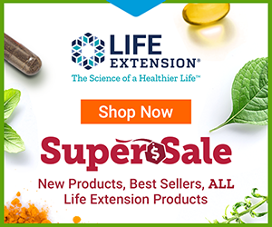 Life Extension Super Sale 2019