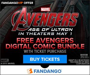 Fandango - Avengers: Age of Ultron