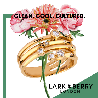 Lark & Berry Cultured Diamonds