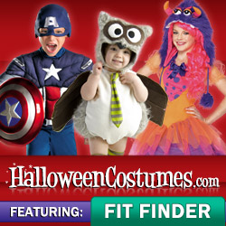 Perfect Fit Your Kids Halloween Costumes