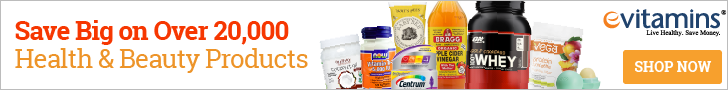 Save Big on Over 20,000 Health & Beauty Products