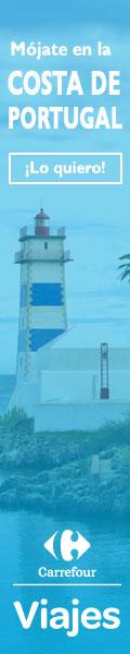 Carrefour Viajes Costa Portugal