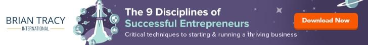 728x90 The 9 Disciplines of Successful Entrepreneurs