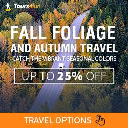 Feature 3: Fall Foliage Tours