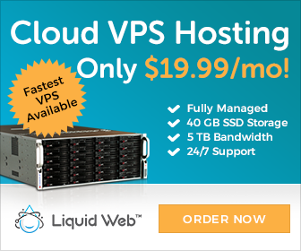 LiquidWeb Fully Managed Quality Hosting 5