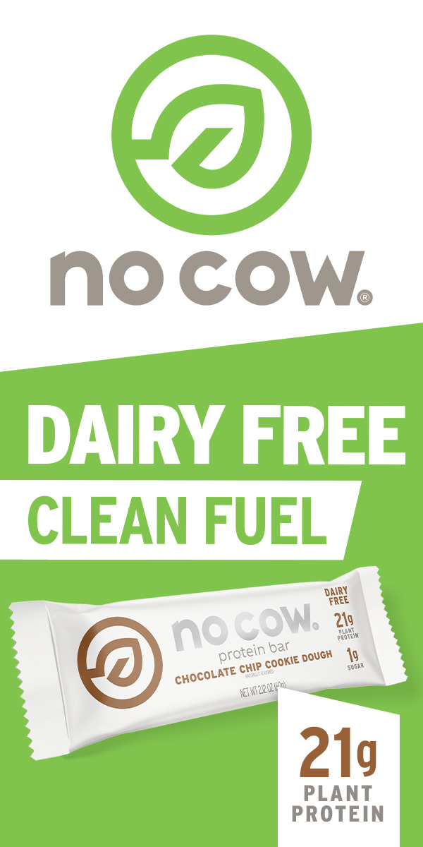 no cow dairy free protein bars