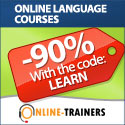 -90% :Online Language Courses Green