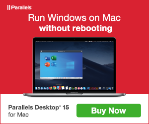 Parallels Desktop Special Offers