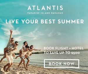 Atlantis: Stay 3 Nights And Get 4th Night FREE + $600 Resort Credit Deals