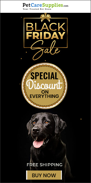 Black Friday Sale Pet Supplies