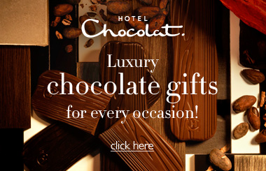 Delivered chocolate gifts from Hotel Chocolat
