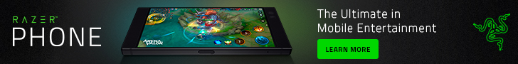Razer Phone - The Smartphone For Gamers