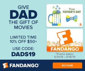 300x250 Give Dad the Gift of Movies