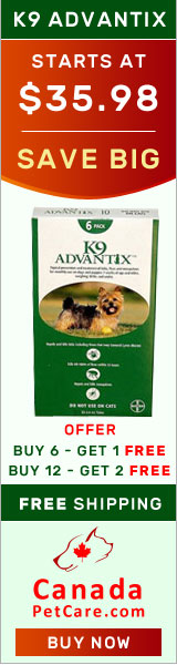 Buy Online K9 Advantix For Dogs at Cheapest Price