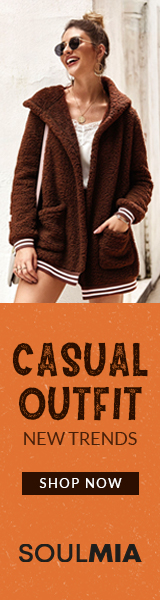 Soulmia Causal Outfit-160x600