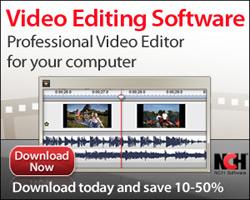 programmes gratuits  chez NCH Software